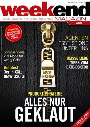 Weekend Magazin Austria / Weekend Magazin Austria / July 2013