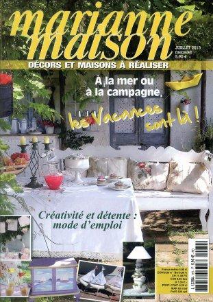 Marianne Maison / Marianne Maison / July 2013