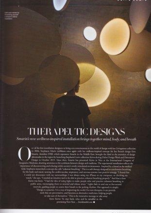 Harper's Bazaar Interiors - N.47
