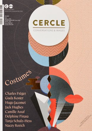 Cercle N.4 - Costumes / Cercle Magazine / Avril 2016