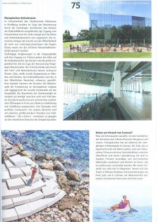 Architektur Fachmagazin 04