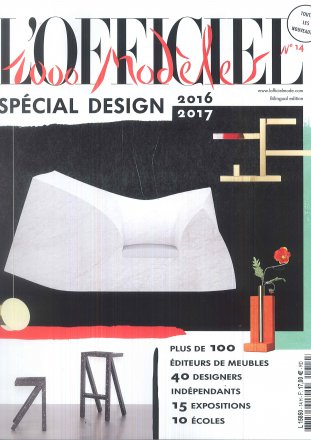 L'Officiel N°14 - Spécial Design / 2016 - 2017