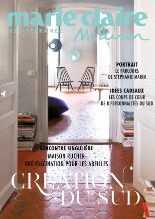 Marie Claire Maison N.490 / Marie Claire Maison / Décembre 2016 - Janvier 2017