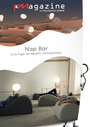 PMagazine - la trilogia del design / July 2018