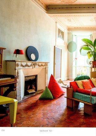 BOHEMIAN RESIDENCE - Metropolitan Apartments & Interior Design