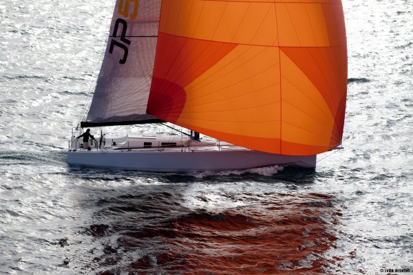 sailing ship JP54 of jean pierre dick - nautical design award