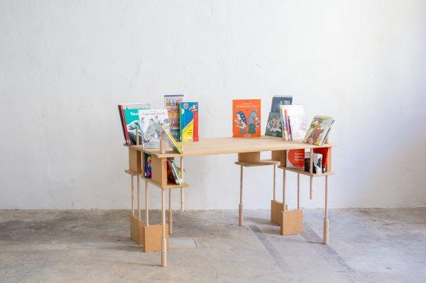 smarin x Bibliothèque Départementale de la Sarthe 2